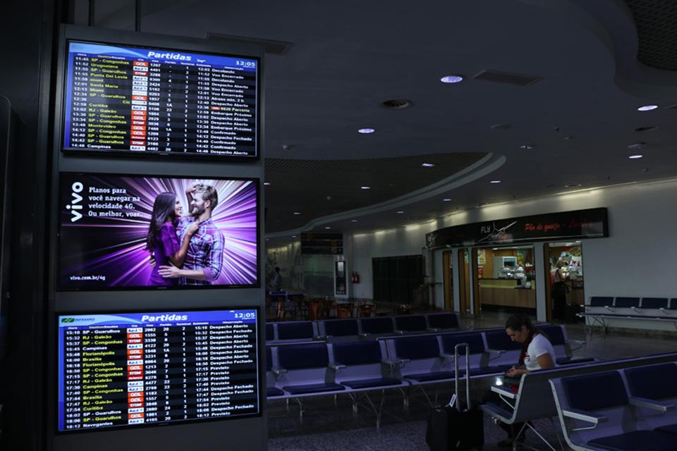 Aeroporto de Porto Alegre - RS