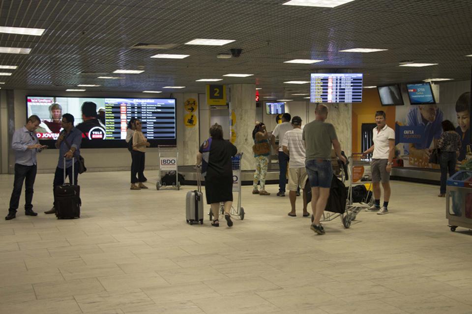 Aeroporto de Santos Dumont - RJ